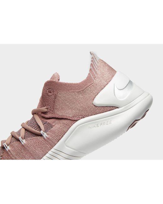 722a837cbba5d Nike Free Tr Flyknit 3 In Purple Lyst