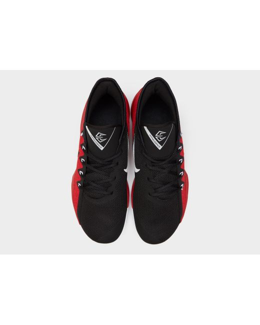 135da8a73de1b0 ... Nike - Red Air Zoom Evidence Iii for Men - Lyst ...