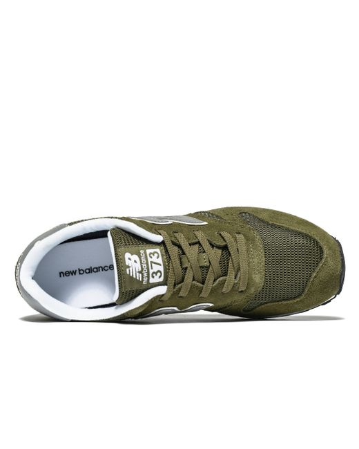 For New Balance Green Lyst In 373 Men qfXnZxw6v
