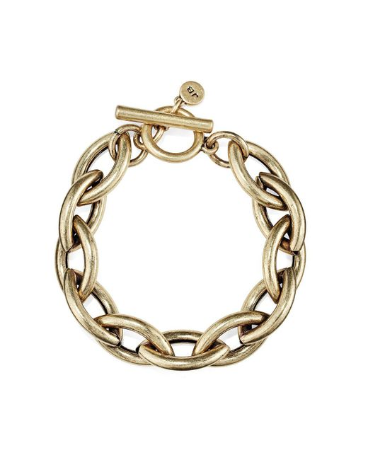 Jenny Bird - Metallic Sloane Bracelet - Lyst