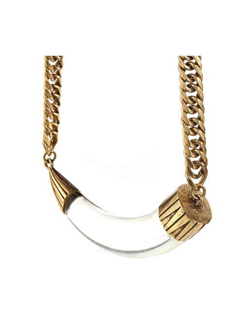 Jenny Bird   Metallic Hark! Horn Collar   Lyst