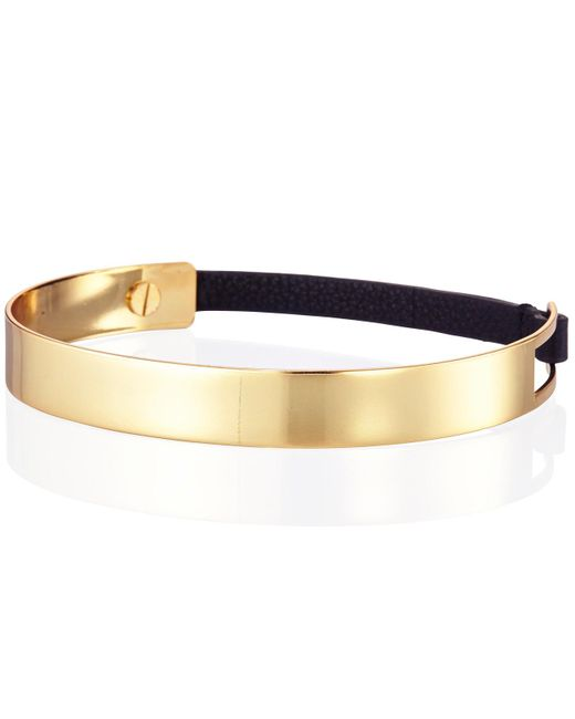 Jenny Bird | Metallic The Jane Choker - High Polish | Lyst