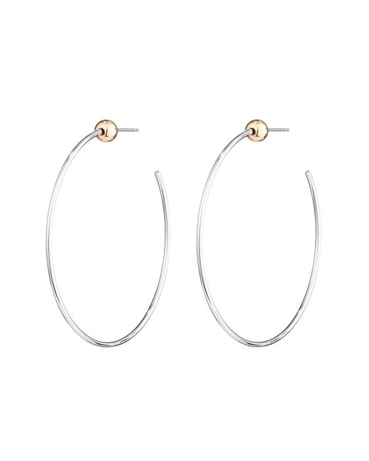 Jenny Bird - Multicolor Icon Hoops - Small - Lyst