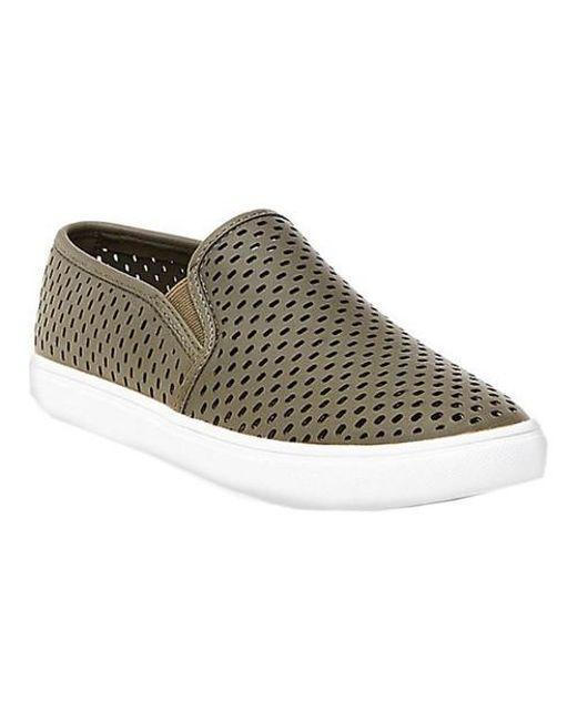 788073173e5 Lyst - Steve Madden Elouise Slip On Sneaker in Green