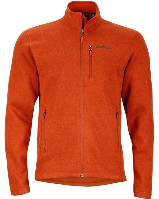 Marmot | Orange Mens Drop Line Jacket for Men | Lyst