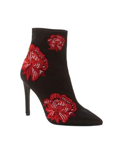 Jessica Simpson Pelanna Pointed Toe Ankle Boot (Women's) 4iTSu