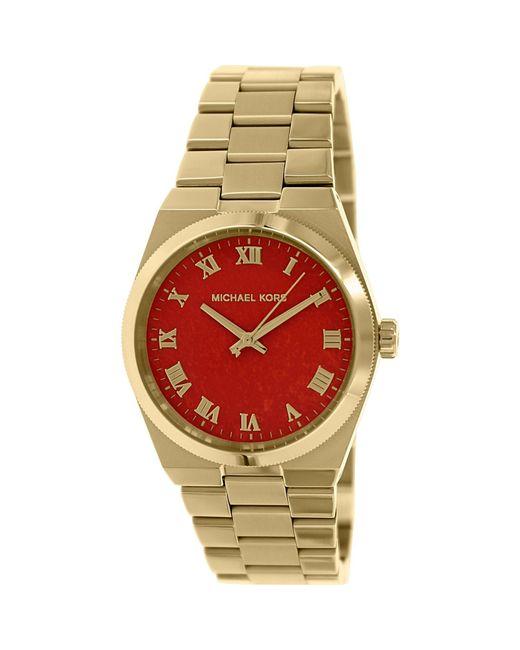 Michael Kors - Metallic Mk5936 Channing Watch - Lyst