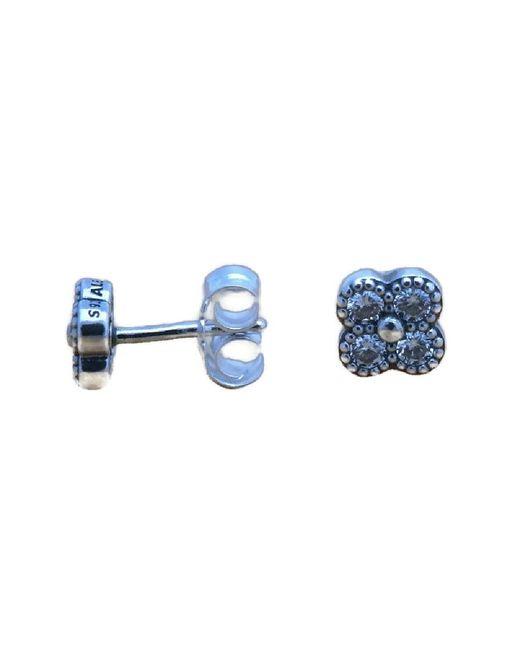 Pandora | Multicolor Authentic Oriental Blossom Earrings | Lyst