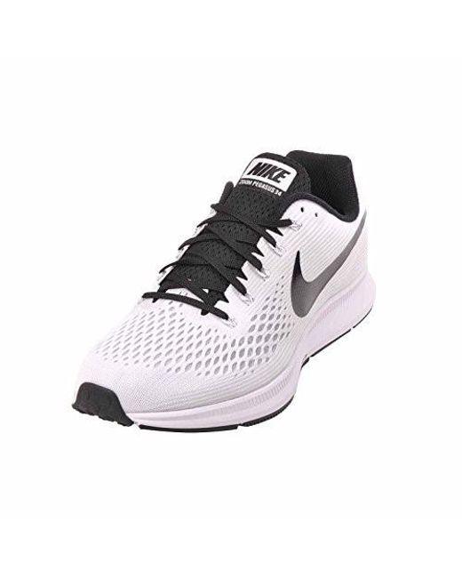 ... Nike - White Air Zoom Pegasus 34 Tb for Men - Lyst ...