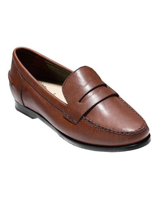 Cole Haan   Brown Pinch Grand Penny Loafer for Men   Lyst