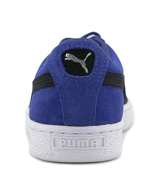 3187e894f69 puma suede classic ice mix jr youth us 5.5 green sneakers lyst the ...