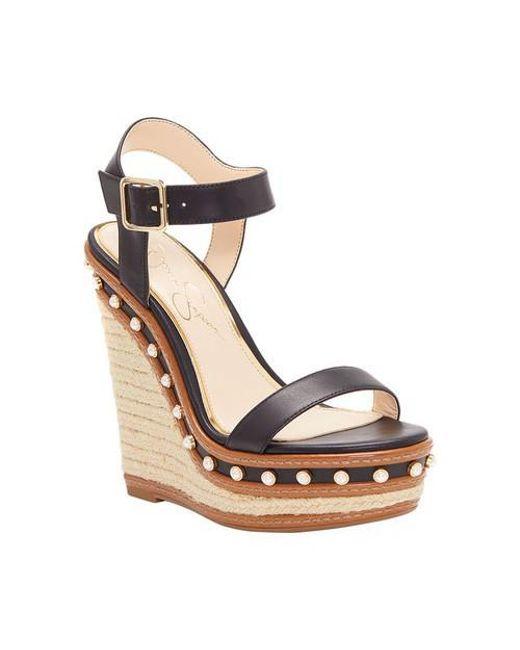 Jessica Simpson Women's Arly Espadrille Wedge Sandal 6aeBvCVDV