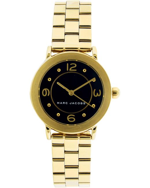 Marc Jacobs - Metallic Riley Mj3513 Stainless-steel Quartz Fashion Watch - Lyst