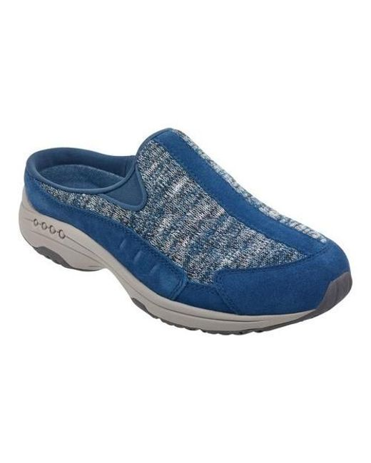 0dbb3a276c2 Lyst - Easy Spirit Traveltime Slip-on in Blue