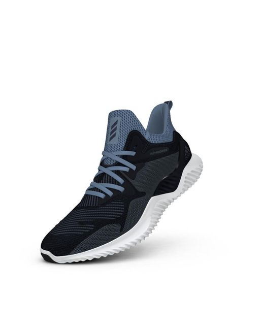 4c6720155 ... Adidas - Blue Alphabounce Ck Running Shoe for Men - Lyst ...