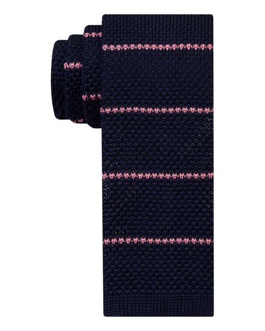 Tommy Hilfiger - Blue Men's Thin Stripe Skinny Tie for Men - Lyst