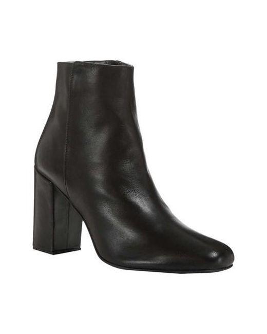 Charles David - Black Studio Ankle Boot - Lyst