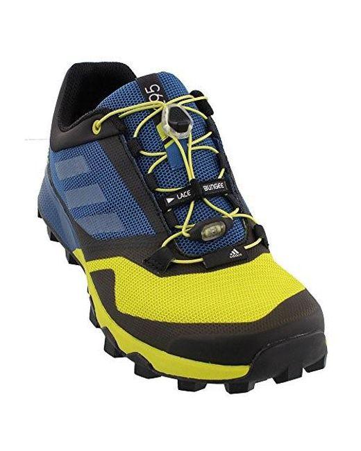 Lyst Adidas Terrex trailmaker senderismo zapatillas en azul para los hombres
