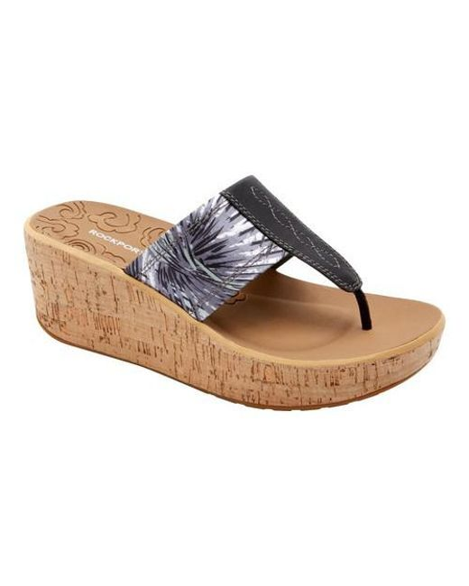 Rockport Lanea Thong Sandal (Women's) dN1lYpISz