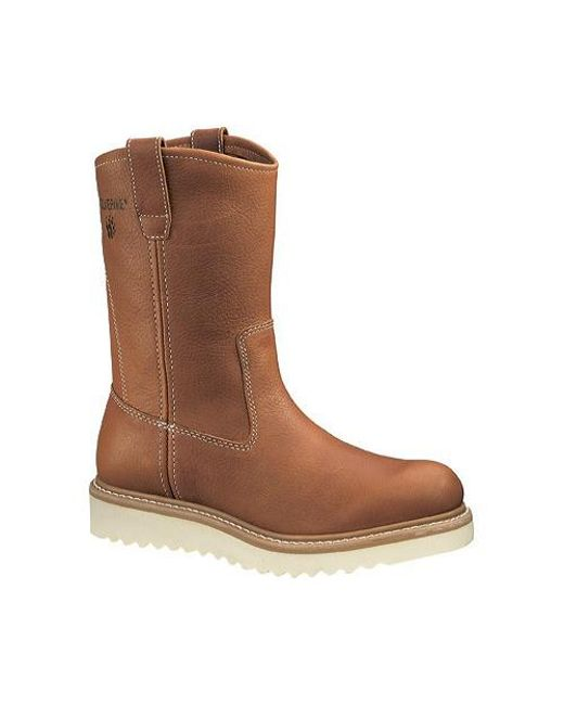 Wolverine - Brown Wedge Wellington - Lyst