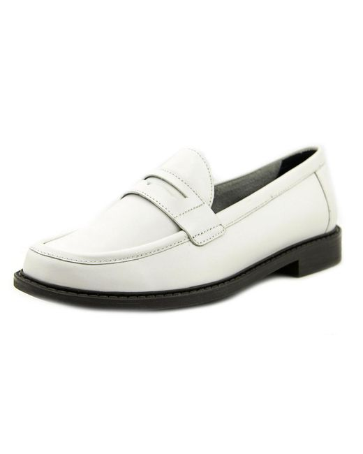 Cole Haan - White Pinch Campus Penny Loafers - Lyst