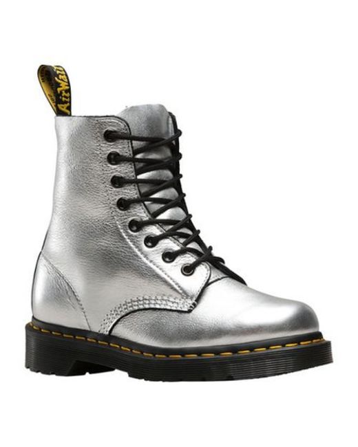 Dr. Martens | Multicolor Unisex Pascal 8-eye Boot | Lyst