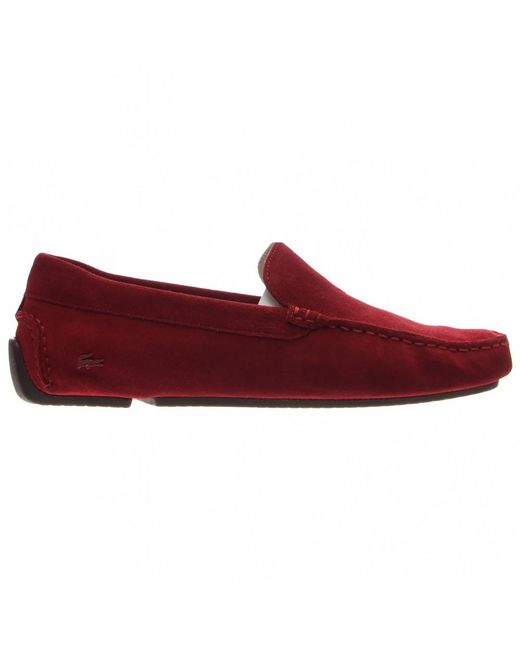 Lacoste | Red Piloter 316 1 for Men | Lyst