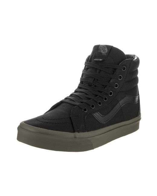 Vans | Unisex Sk8-hi Reissue (guard) Black/ivy Grn Skate Shoe 4.5 Men Us / 6 Women Us | Lyst