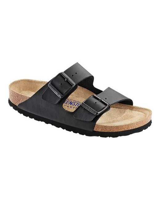 1347a51d2dcd Birkenstock - 551253 Arizona Birko-flor Sandals  Black  43 N Eu for Men -  Lyst