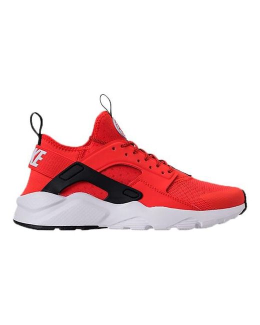 ... best price nike red air huarache run ultra fashion sneakers for men  lyst 63dbe 3785f ... 6e20208004