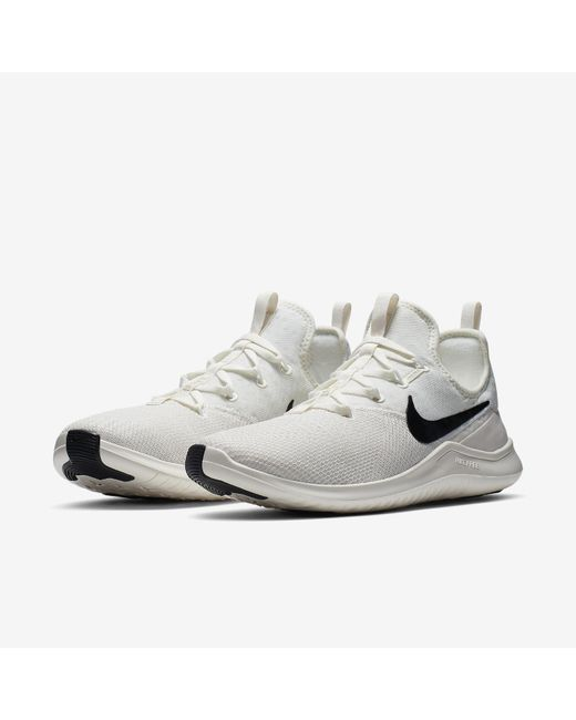 f8ac5a643af2 ... Nike - White Free Tr 8 Training Shoe for Men - Lyst ...