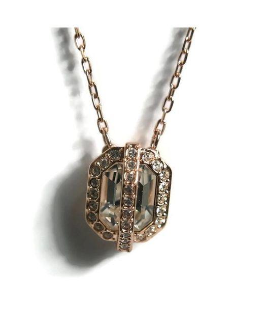 Swarovski - Multicolor Favor Necklace - 5226274 - Lyst