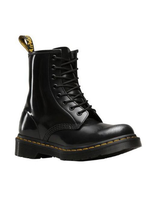 Dr. Martens - 1460 8-eye Boot Black Nappa Size 11 M Uk Sizing for Men - Lyst