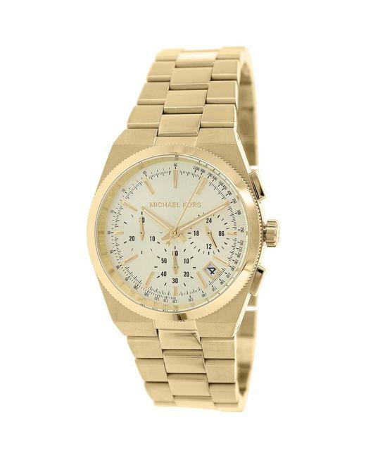 Michael Kors   Metallic Mk5926 Channing Watch   Lyst