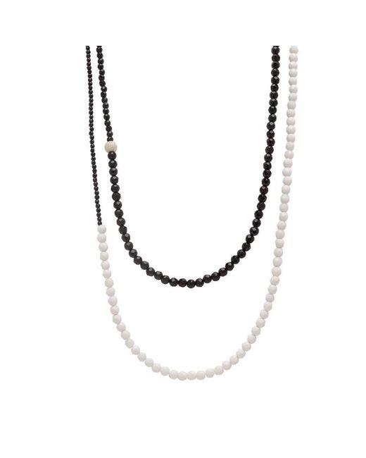 Faystone - Multicolor Erato Necklace - Lyst