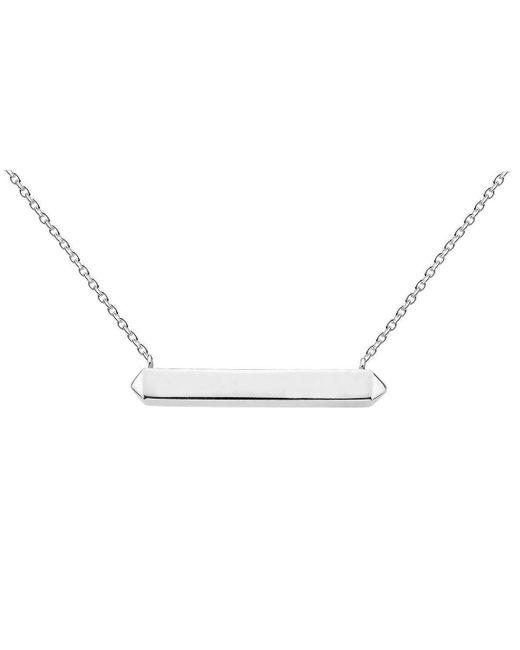 Kit Heath - Metallic Manhattan Silver Necklace - Lyst