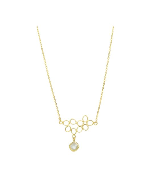 Purnell - Metallic Gold Nectar Necklace - Lyst