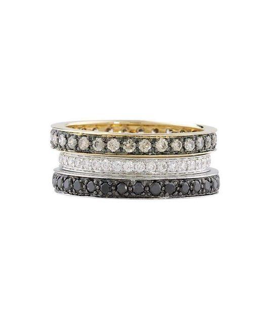 London Road Jewellery Portobello White Gold Diamond Eternity Ring - UK L - US 5 1/2 - EU 51 3/4 28F4D