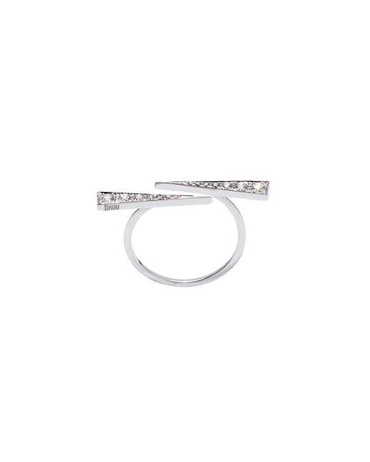Daou Jewellery - Multicolor Twin Spark Ring – Diamond - Lyst