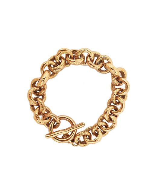 Apis Atelier | Metallic Rhea Bracelet | Lyst