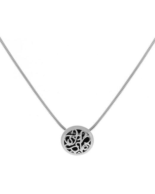 Ria Menorca - Metallic Telkari Sphere Small Pendant - Lyst