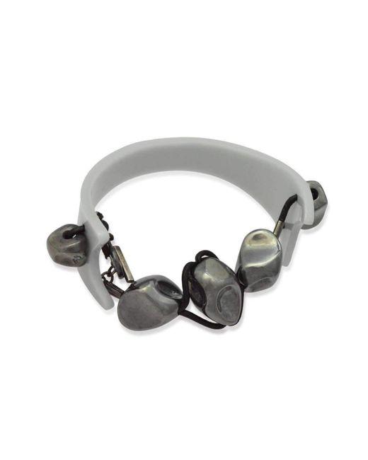 Zolia Jewellery - Metallic Rock Ii Bracelet - Lyst