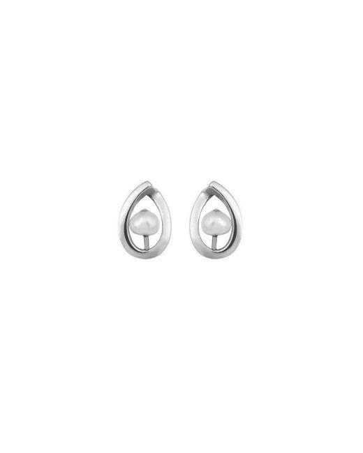 September Rose - Metallic Maia Earrings Up - Lyst