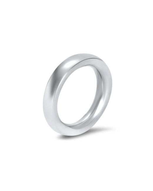 Hargreaves Stockholm - Ethical Fine Jewellery - Metallic Commitment Vár Wedding Ring - Lyst