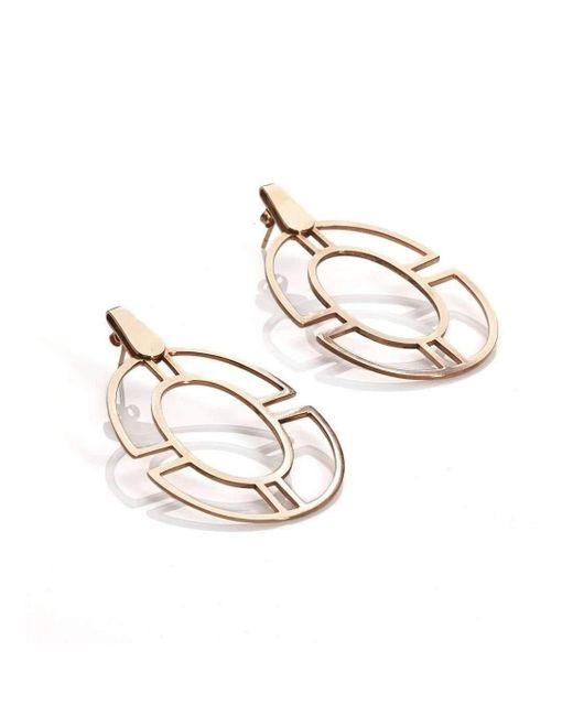 Polina Sapouna Ellis | Metallic Byzantium Earrings | Lyst