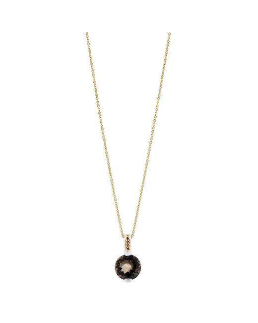 Franco Piane Designed By Franco Pianegonda - Metallic Golden Drops Necklace - Lyst
