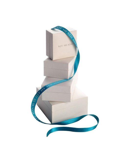 Kit Heath Manhattan Blue Ombre Necklace QHYGS