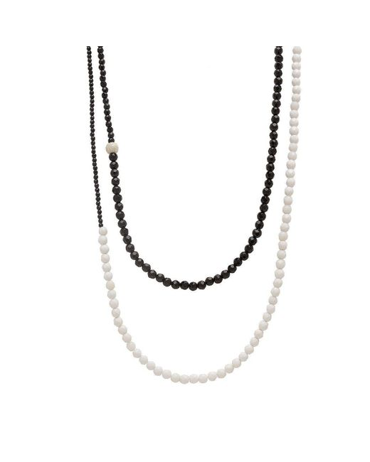 Faystone - Multicolor Erato Necklace - Lyst