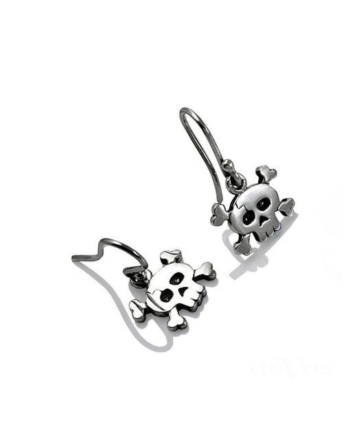 deVos Jewellery - Multicolor Jolly Roger Earrings - Lyst