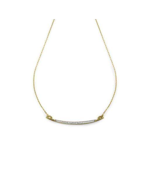 Realm Sceptre Linea Necklace WSV7T5